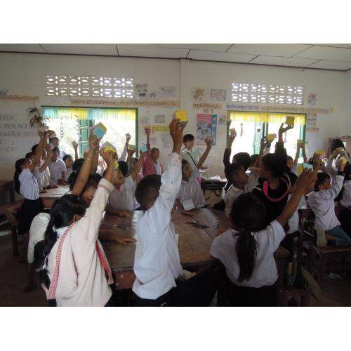 ラオス学校建設教育支援プロジェクト〜スーン〜