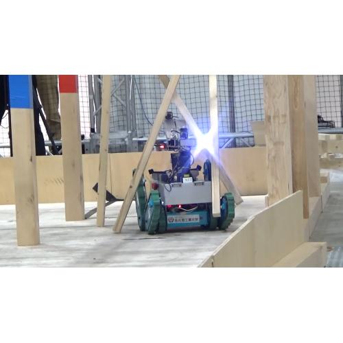 レスキューロボットプロジェクト SAZANKA
